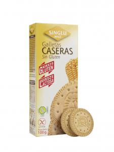 Singlu Maiz Galleta Casera Singlu 100g