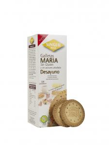 Singlu Maiz Galleta Maria Desayuno S-Az Singlu 200g