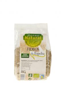 Horno Natural Fideos Fino Bio Int Espelta 250g