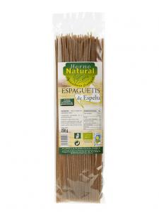 Horno Natural Espaguetti Bio Int Espelta 250g
