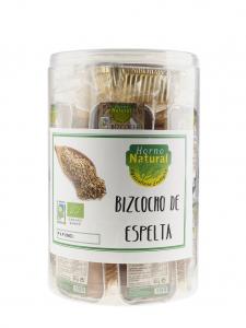 Horno Natural Cilindro Magdalenas Bio Int Espelta 16 Pack X 2u