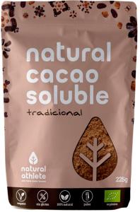 Natural Athlete Cacao Soluble En Polvo Bio 225g