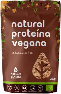 Natural Athlete Proteina Vegana Chocolate Bio 350g