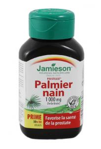Jamíeson Prostease Saw Palmetto 60 Perl