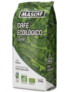 Mascaf Bio Café Suave Molido 250g