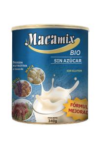 Inkanat Macamix Bio Sin Azucar Polvo 340g
