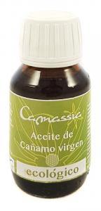Aceite De Cañamo Virgen Bio Camassia 50ml