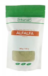 Inkanat Alfalfa Polvo 200g