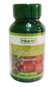 Inkanat Camu Camu 100caps 500mg