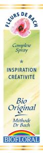 Biofloral F Bach Complejo 12 Inspiracion Creatividad Bio 20ml