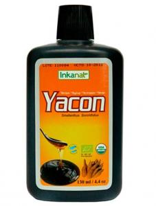 Inkanat Sirope De Yacon Bio 130ml