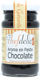 Chefdelice Chocolate Aroma En Pasta Emul 50g