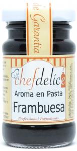 Chefdelice Frambuesa Aroma En Pasta Emul 50g
