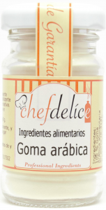 Chefdelice Goma Arabica 35g