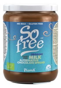 Plamil So Free Chocolate Vegano De Untar Ecologico 275g