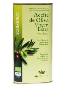 Bio-Bética Aceite Oliva Arbequino Bio 1l