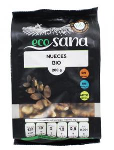 Nueces Mitades Bio 150g Ecosana
