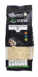 Arroz Basmati Integ Bio 500g Ecosana