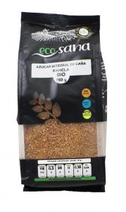 Azucar Caña Integral Panela Bio 750g Ecosana