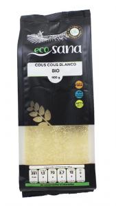 Cous Cous Blanco Bio 400g Ecosana