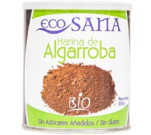 Harina Algarroba Bio 350g Ecosana