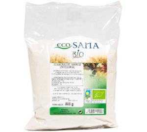 Harina Arroz Integral Bio 500g Ecosana