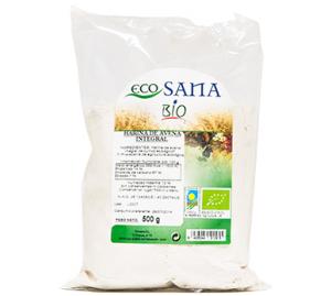 Harina Avena Integral Bio 500g Ecosana