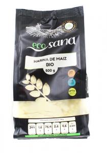 Harina Maiz Bio 500g Ecosana