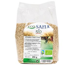 Sesamo Natural 250g Bio Ecosana