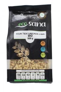 Soja Texturizada Fina Bio 225g Ecosana