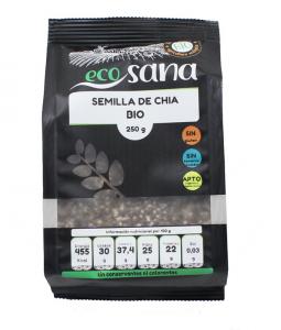 Semilla Chia Bio 250g Ecosana