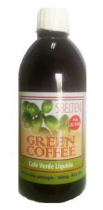 Dieticlar Sbelten Cafe Verde Liquido 500ml
