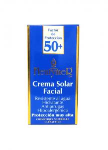 Fleurymer Crema Solar Facial Spf 50 y Tubo 80ml