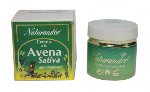 Fleurymer Crema De Avena Sativa 50ml