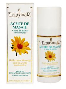 Fleurymer Aceite Masaje Plantas 250ml