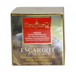 Fleurymer Crema Caracol y Acido Hialuronico y Aloe 50ml