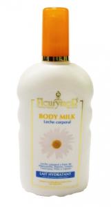 Fleurymer Body Milk Natural Con Dosificador 250ml