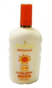 Fleurymer Leche Solar Zanahoria Spf 10 250ml