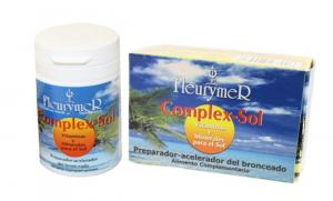 Fleurymer Complex Sol Vit y Minerales 60 Caps