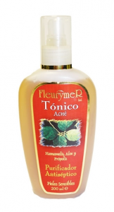 Fleurymer Locion-Tonico Acne Hamameli Aloe y Propolis 200ml