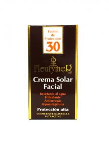 Fleurymer Crema Solar Facial Spf 30 Tubo 80ml