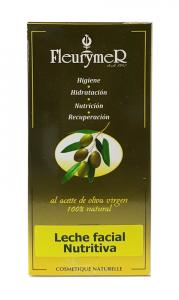 Fleurymer Leche Facial Nutritiva Aceite Oliva 50ml