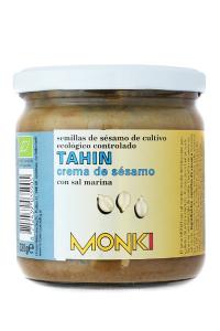 Tahin Bio Con Sal Marina Monki 330g
