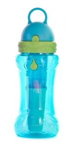 Botella Bbo Tritan 414ml Ir70 Azul Irisana