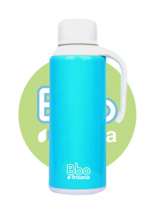 Irisana Termo Para Liquidos 1,5 L Azul Bbo