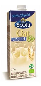 Riso Scotti Scotti Bebida Bio Avena Natural 1l