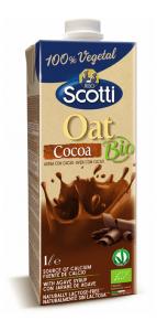 Riso Scotti Scotti Bebida Bio Avena Chocolate 1l