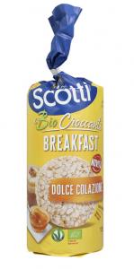 Riso Scotti Scotti Tortitas Breakfast Bio Arroz y Maiz 130g