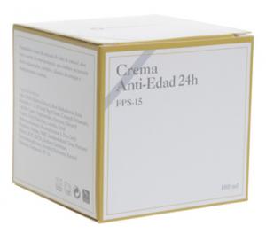 Botánica Nutrients Crema Anti-Edad 24h 100ml - Fps 15