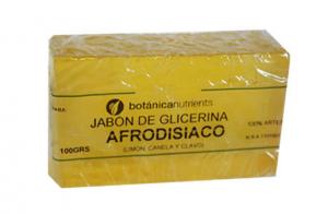 Botánica Nutrients Jabon Aromatico Afrodisiaco 100g